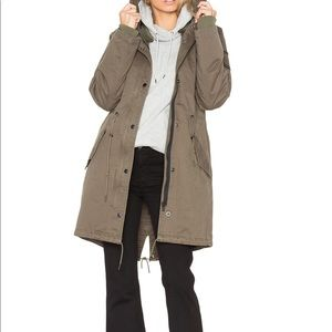Obey Jackets & Coats - Obey 2 in 1 parka